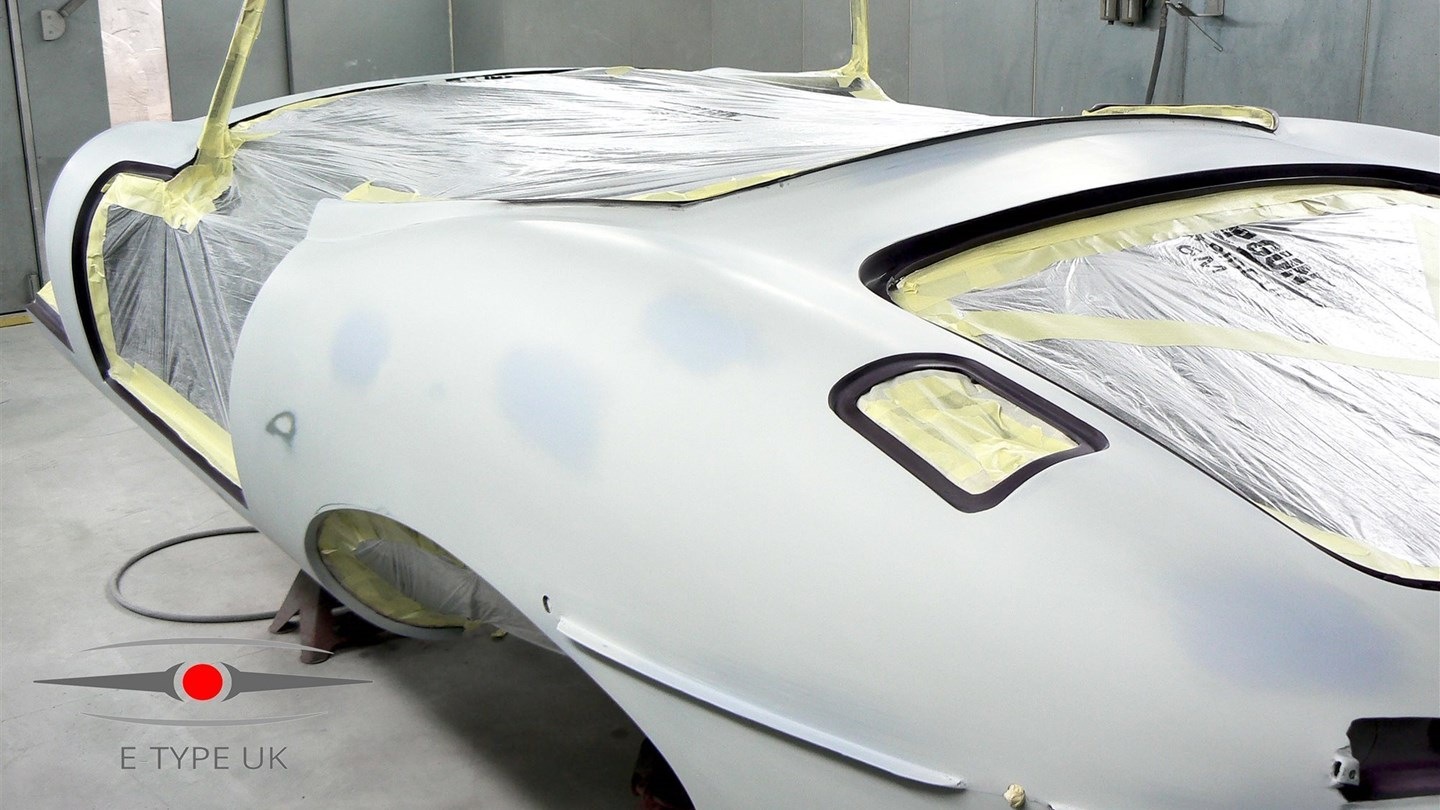 Restoring Chassis \'54 | E-Type UK