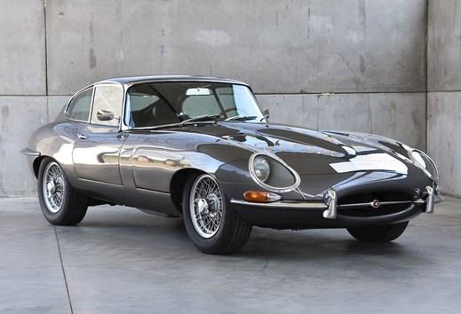 1963 Jaguar E-Type Series 1 3.8 LHD FHC