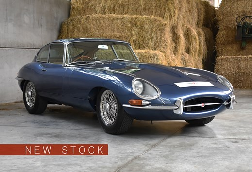 Jaguar E-Type Series 1 4.2 RHD