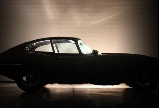 1966 Jaguar E-Type Series 1 4.2 LHD FHC Restoration